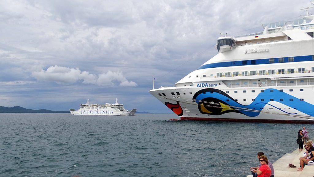 Mehr Flüge nach Kroatien und weniger Kreuzfahrten