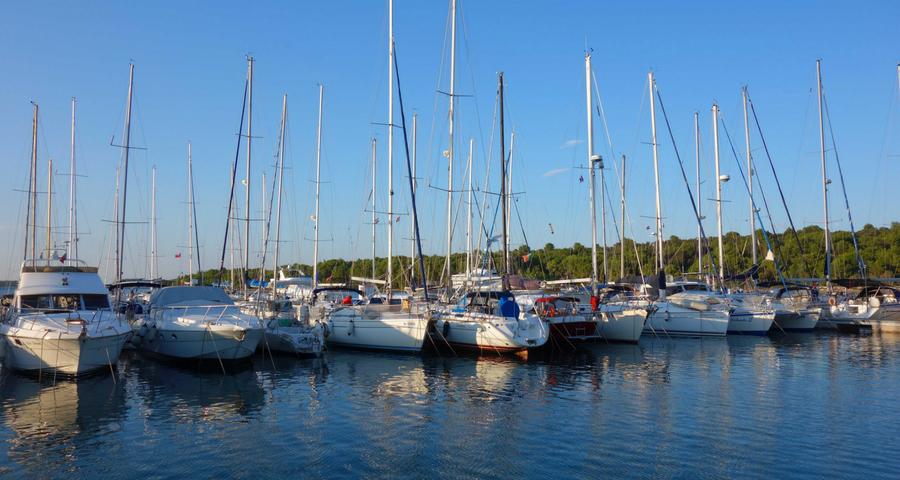 Bootsführerschein Kroatien nur mit UKW Funk