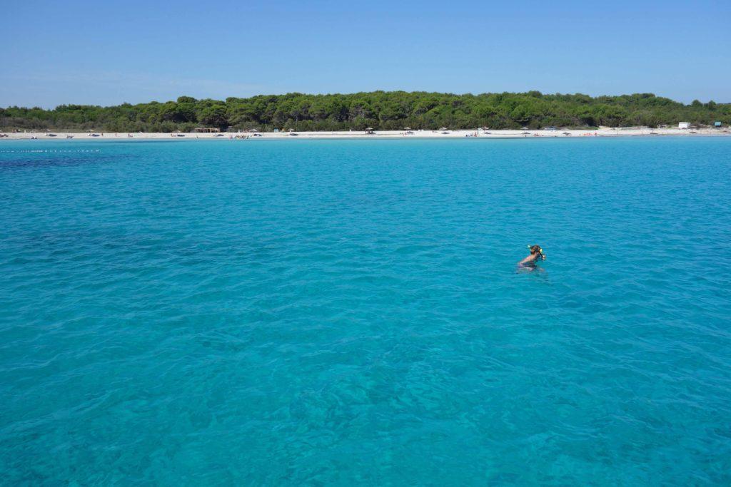 Beste Wasserqualität Kroatien