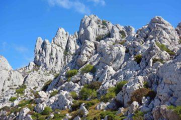 Hüttenwandern Kroatien