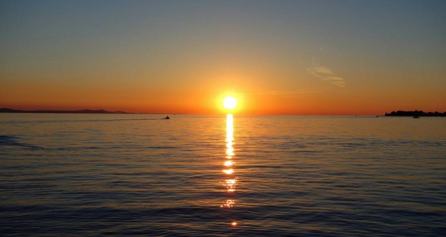 Die 12 besten Küstenstädte in Südeuropa mit Zadar auf Platz 2