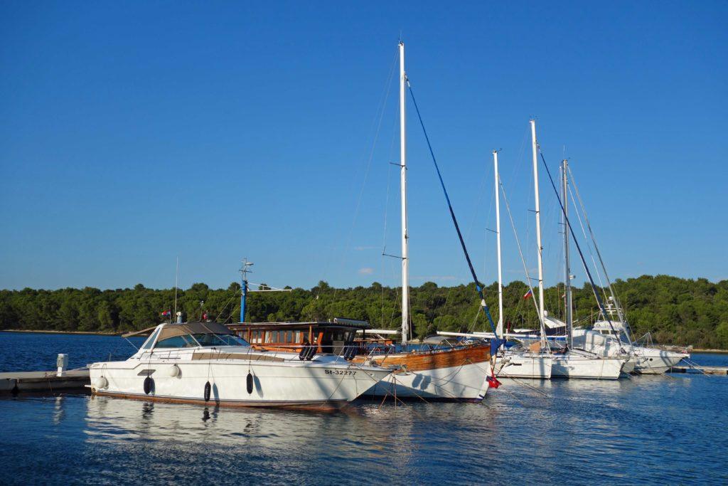 Segeln in Kroatien mit Küstenpatent B