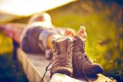 Wanderschuhe für Wanderurlaub in Kroatien