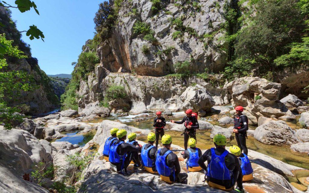 Cetina Canyoning ab Split