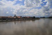 Fluss Drava Osijek Slawonien