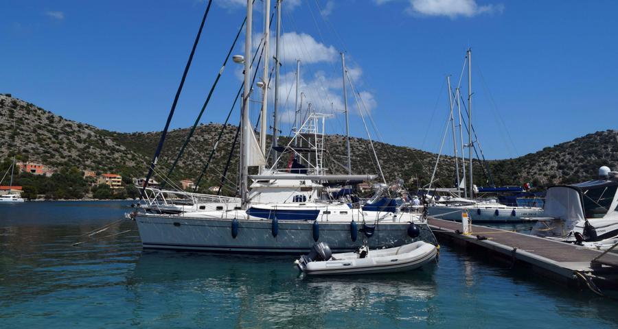 Bootsführerschein Kroatien Happy Nautica