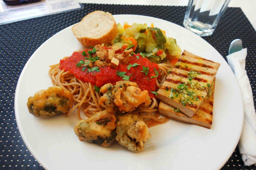 Veganes Restaurant Makrovega Split