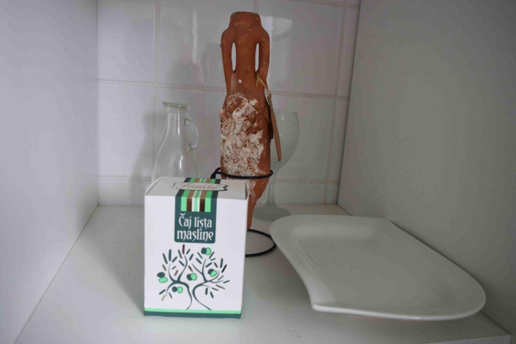 Tee aus Olivenbaum-Blättern von Fanito