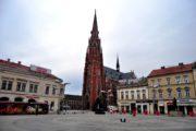 Stadtführung Osijek Slawonien