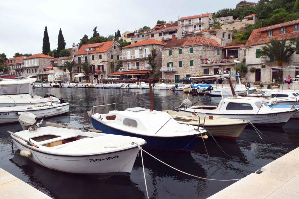 Insel Solta Kroatien