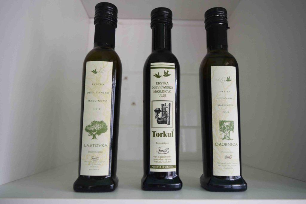 Fanito Olivenöl Torkul