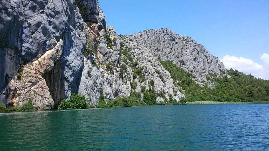 Bootstour Krka Nationalpark