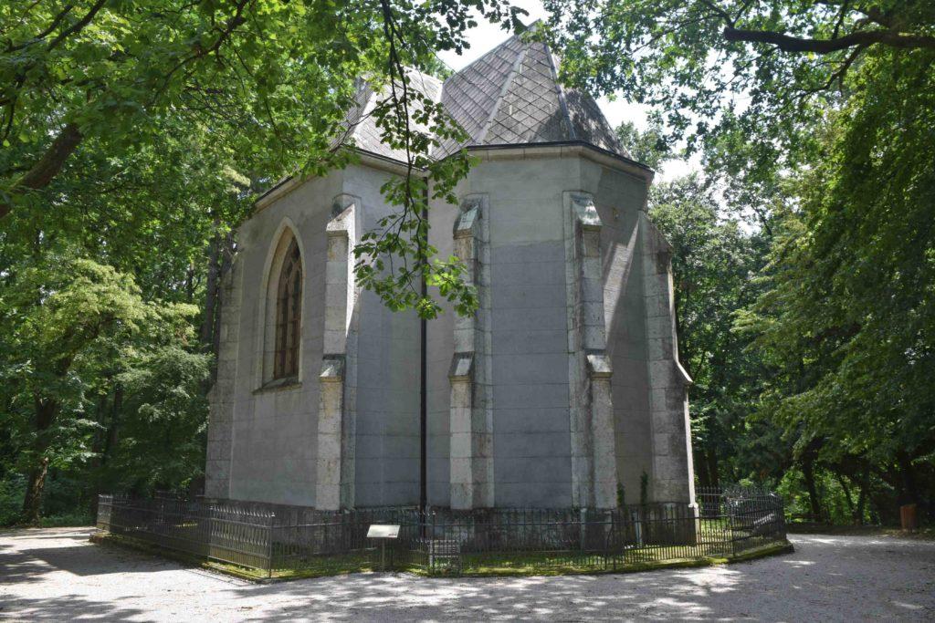 Kapelle Sv. Juraj Park Maksimir Zagreb