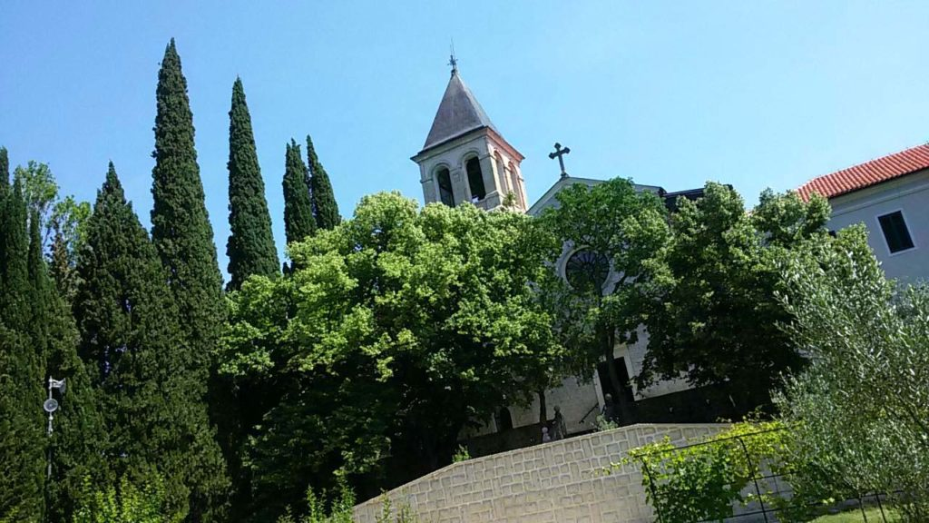 Klosterkirche auf Visovac