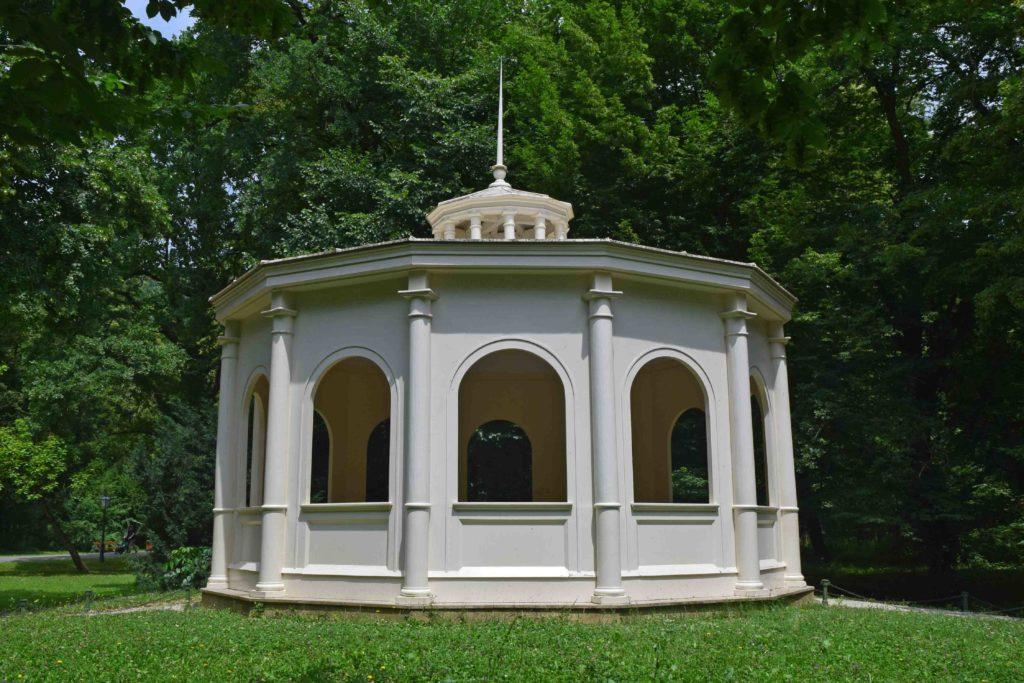 Echo-Pavillon Park Maksimir