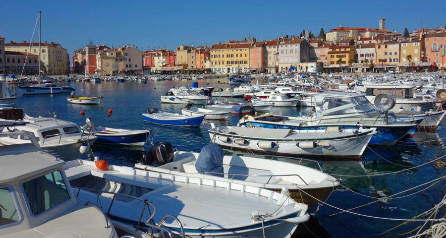 Verkehrsregeln für Boote in Kroatien
