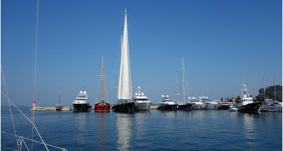 Einreiseregeln für Boote nach Kroatien