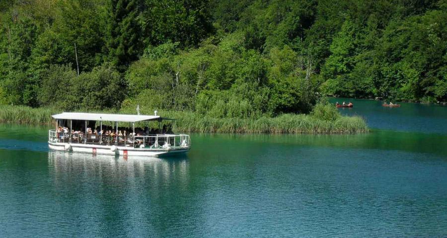Plitvicer Seen gefährdet