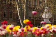 Zagreb im Frühling