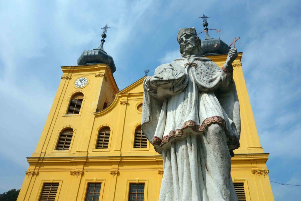 Jesuitenkirche in Osijek