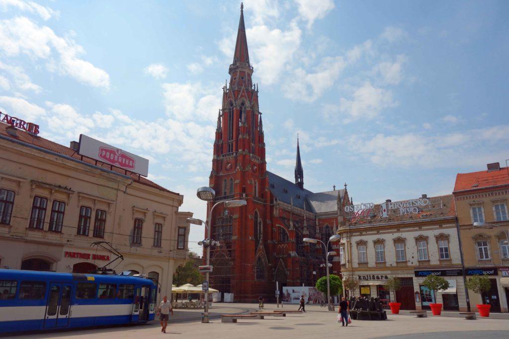 Kirche Sv. Petar i Pavao Osijek