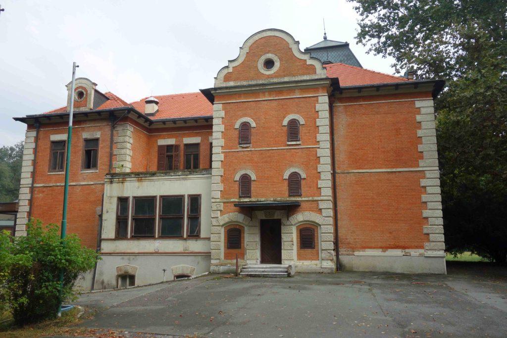 Schloss Tikves Kroatien