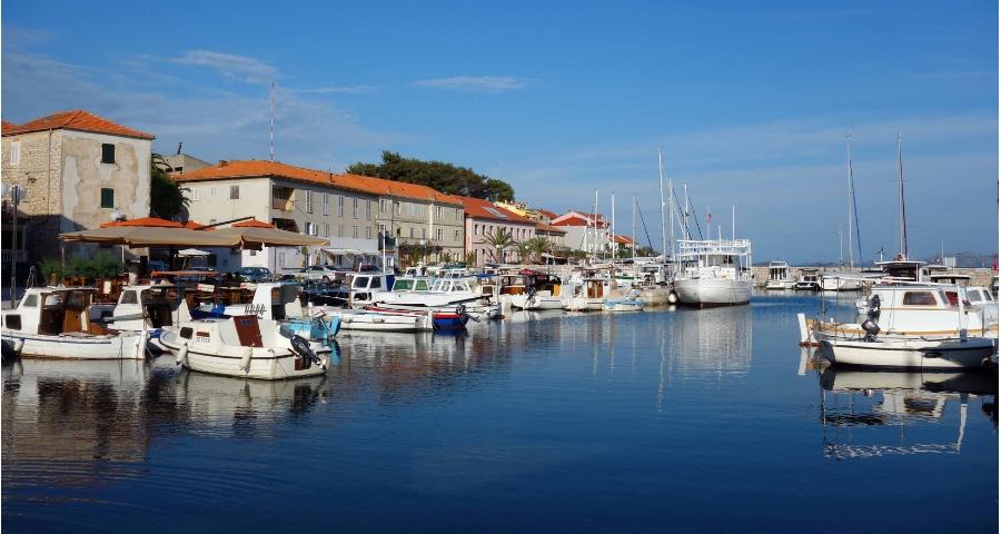 Mitsegeln in Kroatien