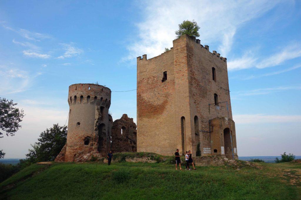 Burgruine von Erdut