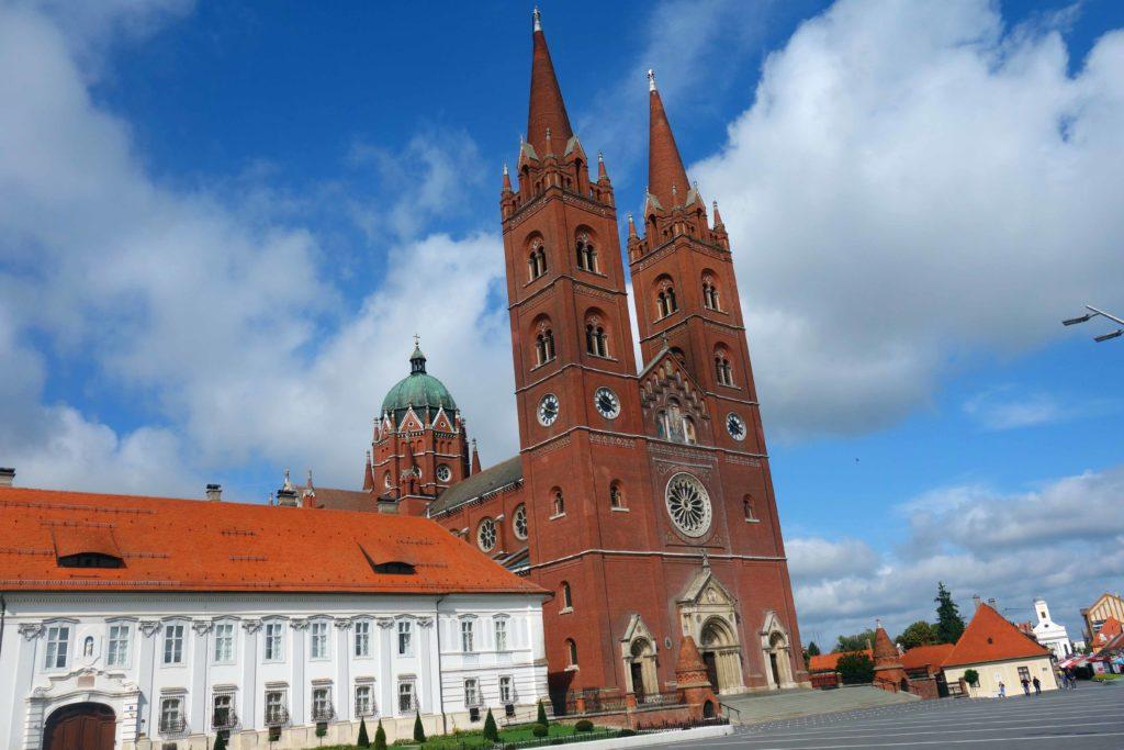 Kathedrale von Dakovo, Kroatien
