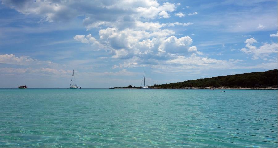 Reiseziele in Kroatien Sakarun