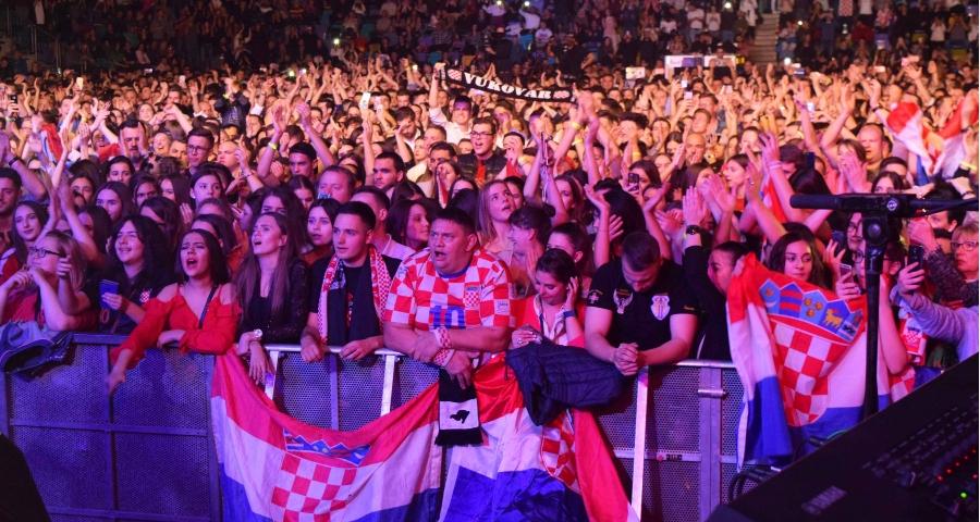 Hrvatska Noc 2018