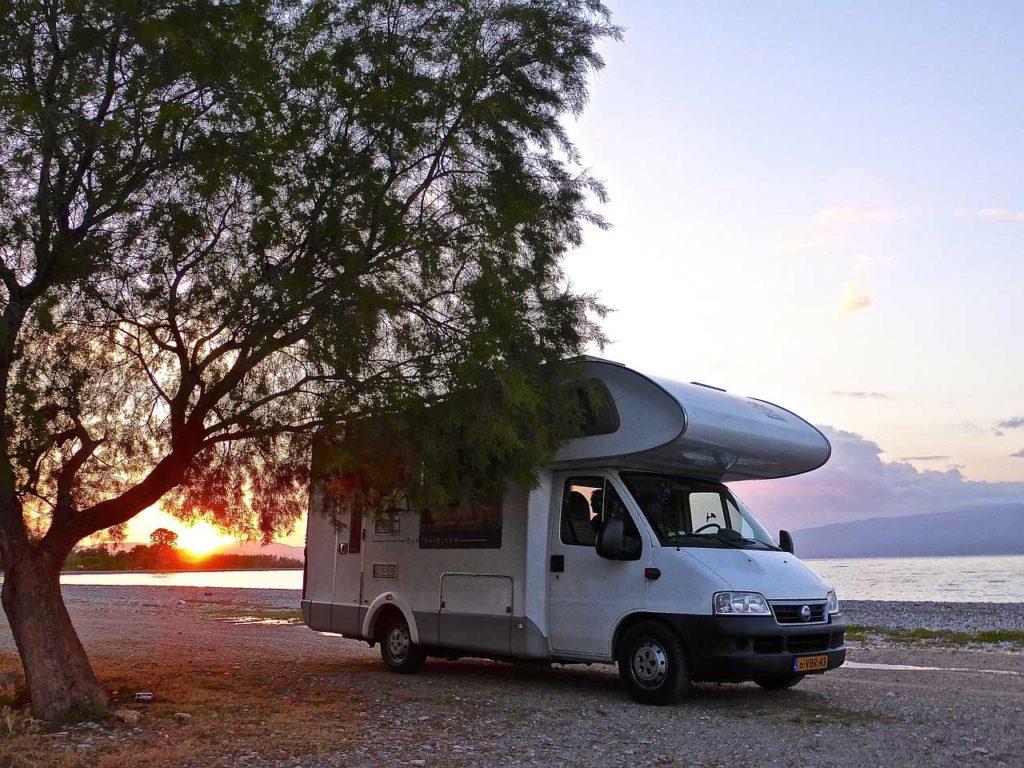 Mit Wohnmobil nach Kroatien