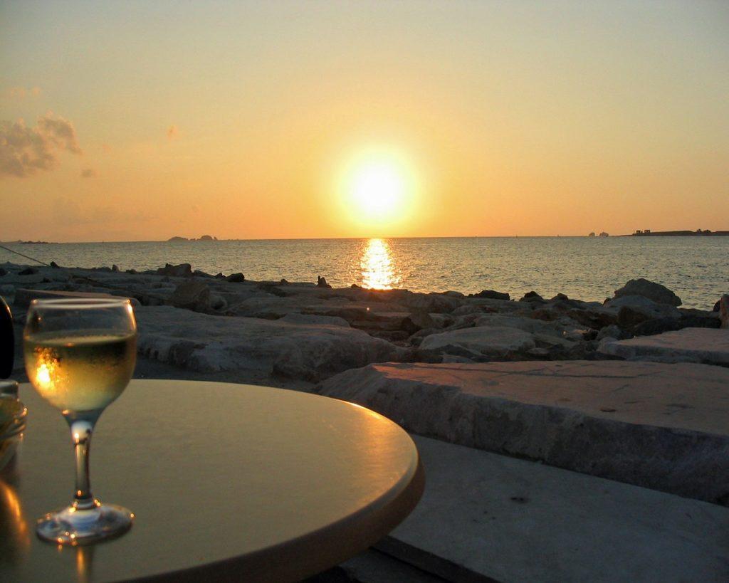 Weißwein aus Kroatien