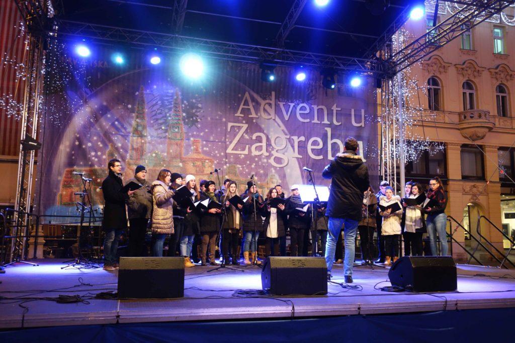 Adventskonzert in Zagreb