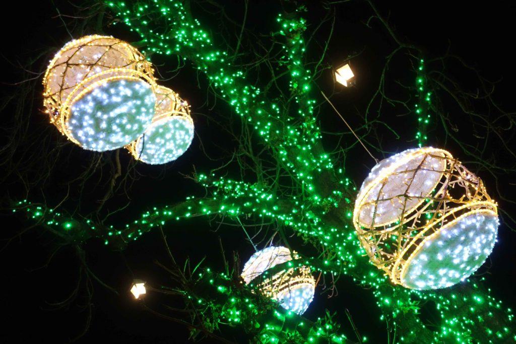 Weihnachtsmarkt Zagreb