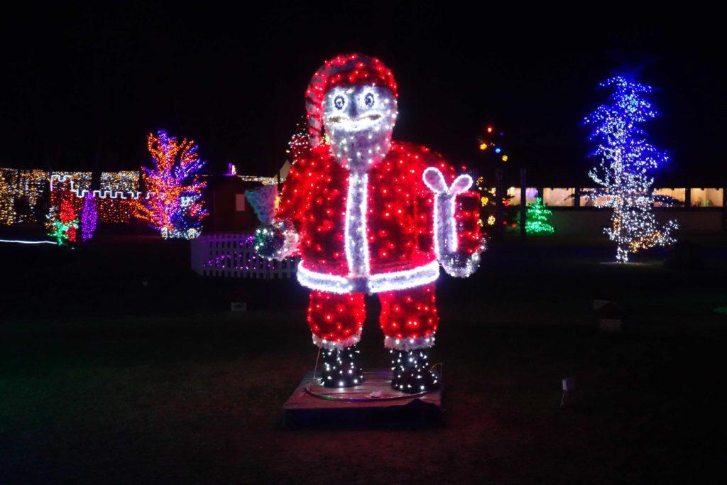 Weihnachtsmann in Salajland