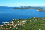 Segeltörn bei Dubrovnik