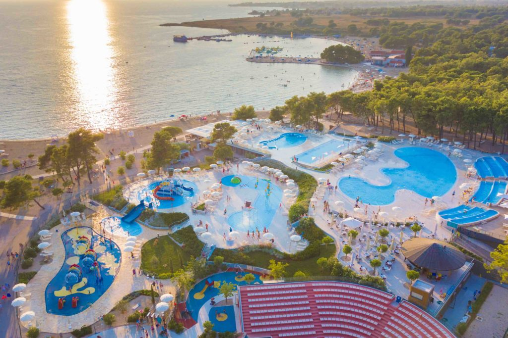 Zaton Holiday Resort in Kroatien