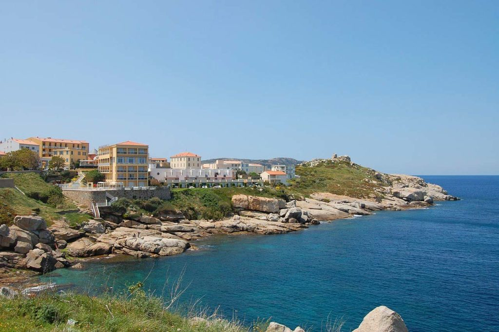 Ferienhaus am Meer mieten