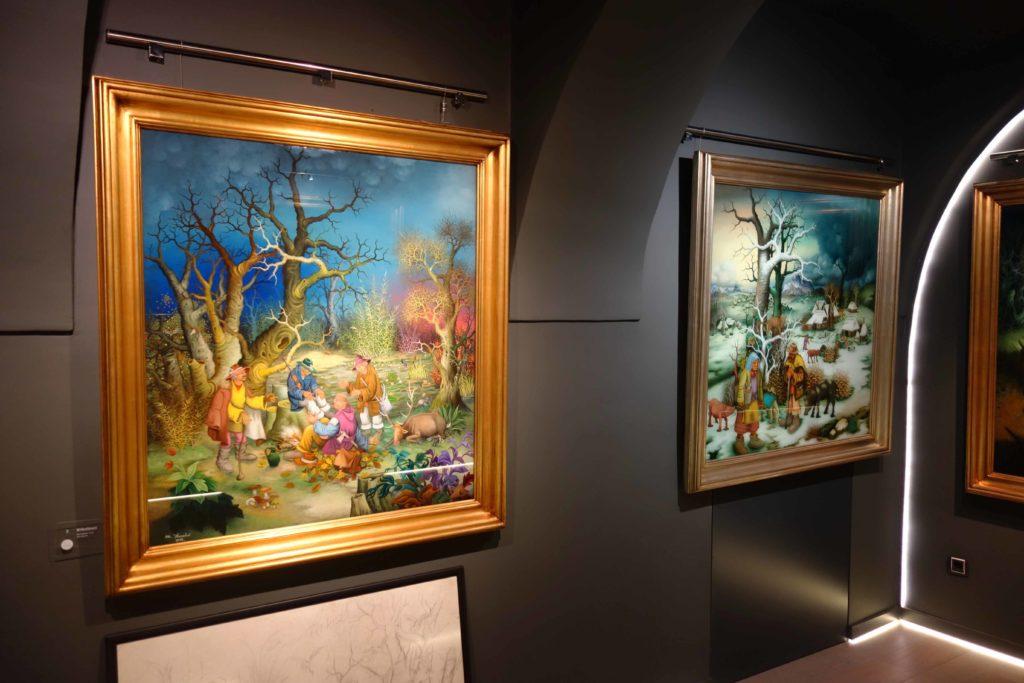 Werke von Mijo Kovačić