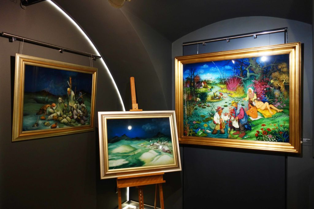 Bilder von Mijo Kovačić