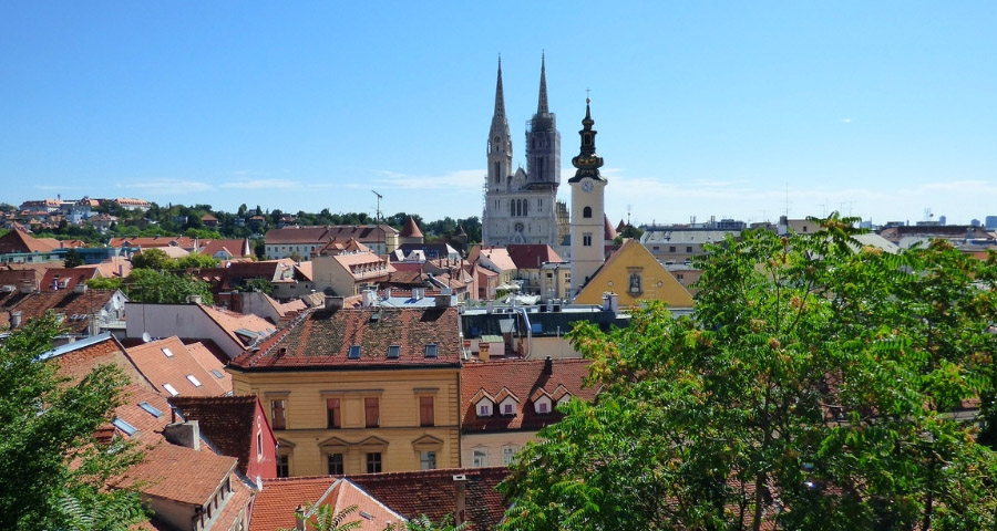 Von Berlin nach Zagreb