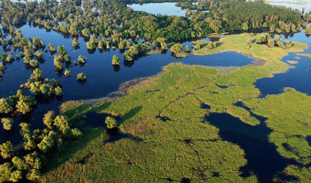 Natururlaub Slawonien