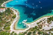 Bootsausflug blaue Lagune Split