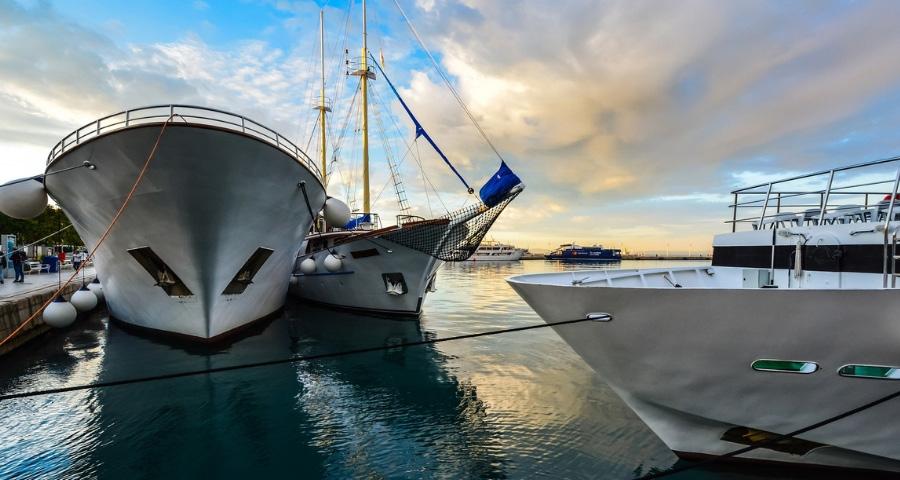 Umweltschutz in Split, Hafen
