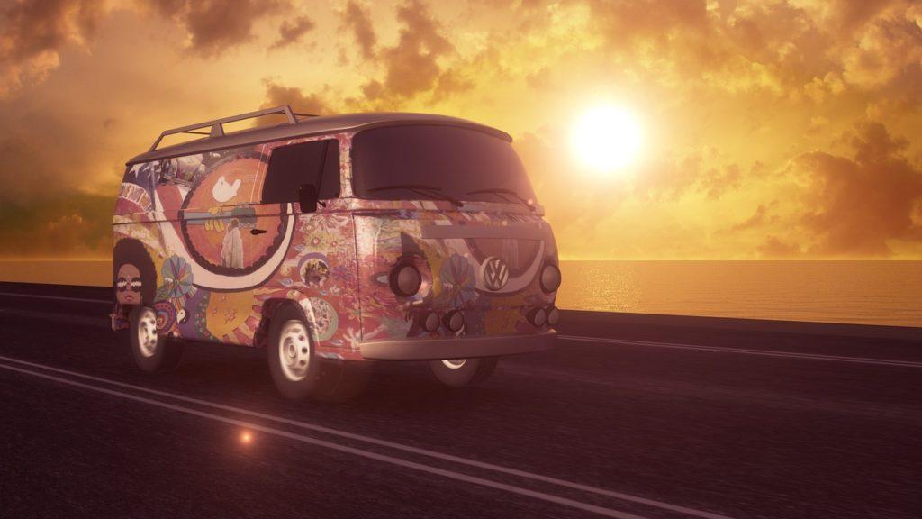 Im VW-Bus nach Kroatien