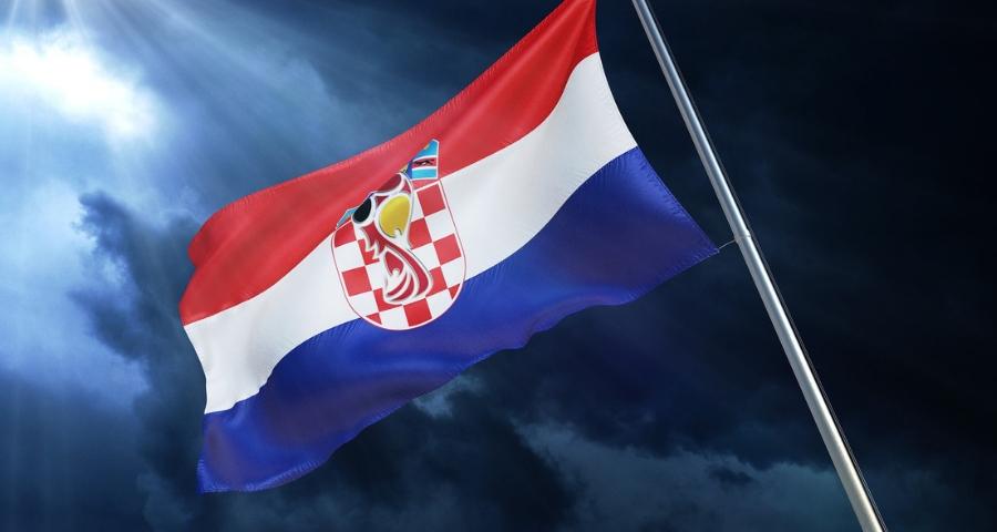 Kroatische Nationalmannschaft Fußball