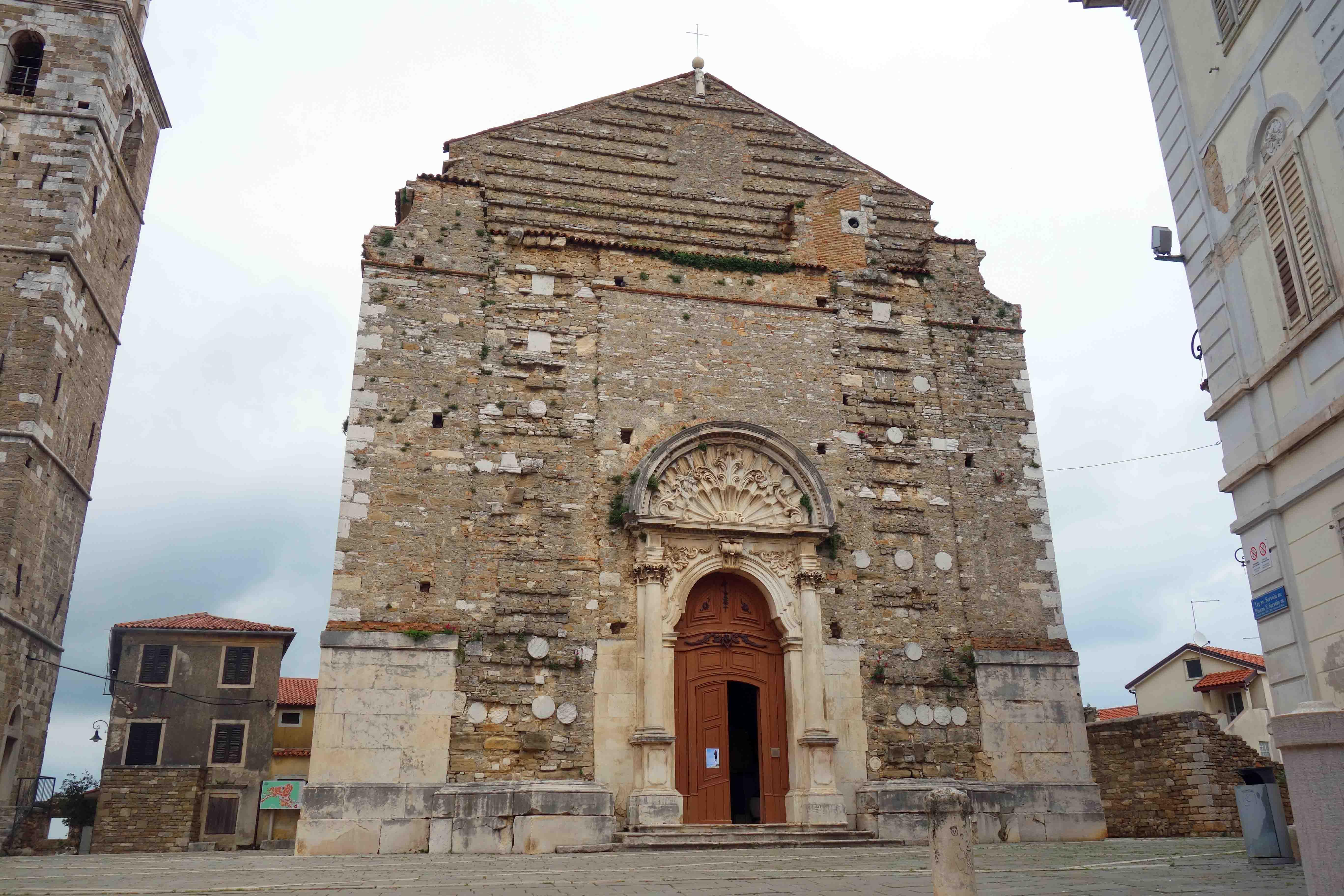 Kirche Sv. Servulus