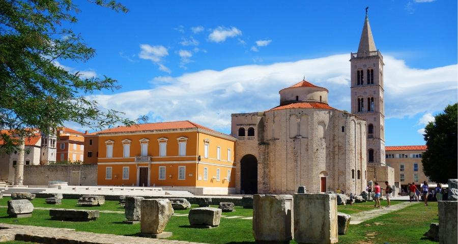 Fähre Italien Zadar