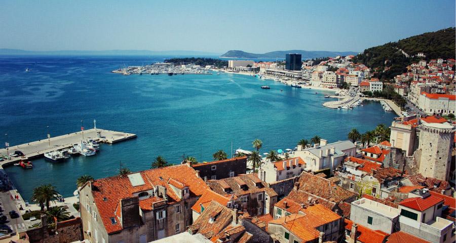 Küstenpatent in Split